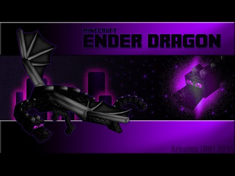 how to summon ender dragon minecraft 1.10.2