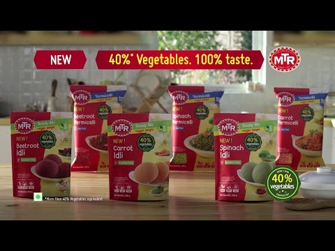 MTR Veggie Delight HD (Hindi 30 secs)