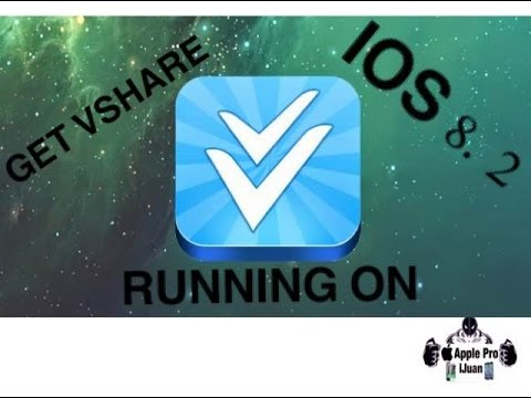 Get Vshare On Any Apple Devices Running On (IOS 8.2 or IOS 8.3 beta)