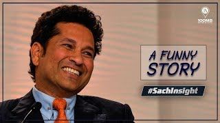 Sachin Tendulkar shares a funny story from his finger injury operation   #SachInsight