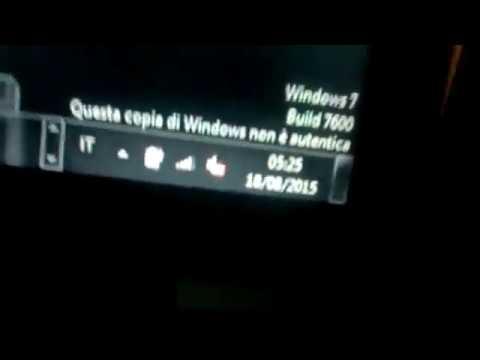 Risolto Il Problema Di Attivazione Di Windows 7 Home Premium!!!!!!!!!!!!!!!!!!!!!!!!!!!!!!!