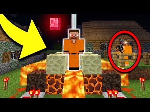 How to REVIVE A CURSE in Minecraft! (SCARY Survival EP11)