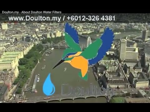 Doulton.my - About Doulton Water Filters