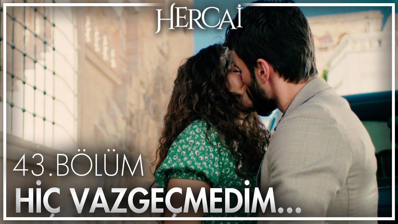 Reyyan ve Miran'ın sevdası! - Hercai 43. Bölüm