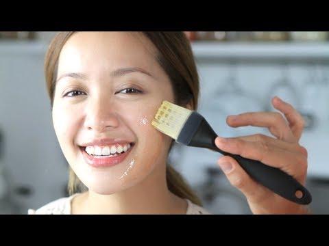 1 Minute DIY : Olive Oil + Honey Mask