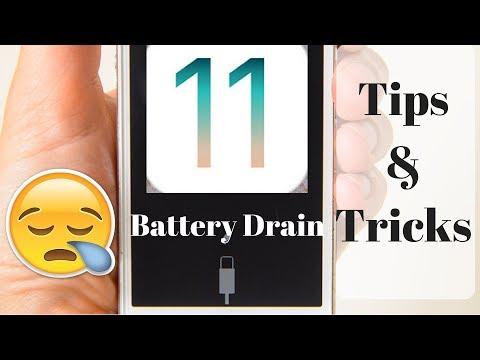 [HINDI] Battery Bachao, battery badhao! iOS 11 battery Tips & Tricks