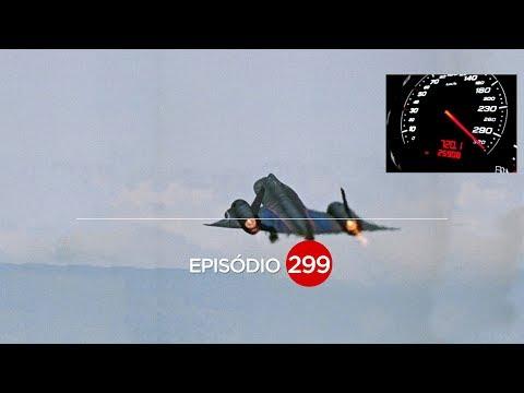 A MENOR VELOCIDADE DO AVIÃO MAIS RÁPIDO DO MUNDO EP #299