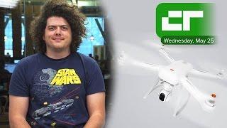 Xiaomi Unveils Their Drone | Crunch Report