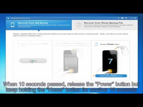 How to Undelete iPod touch Videos