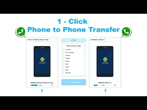 3 Ways to Transfer WhatsApp Messages Data from One Mobile to Another Mobile