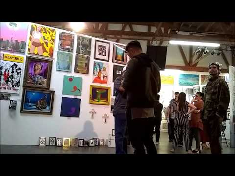 Chocolate and ART Show June 22, 23, 2018