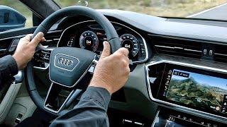 Audi A7 Sportback (2018) INTERIOR