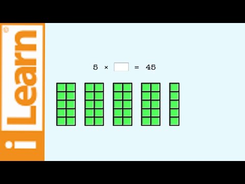 Missing Factor with 5 - Fast And Easy Math Learning Videos