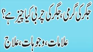 JIgar Ki Garmi | fatty liver | Yarkan ka Ilaj | Liver Diseases by dr naveed