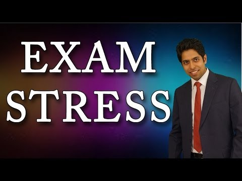 How to overcome Exam Stress (Video for Students in Hindi)