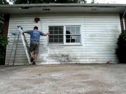 Cutting out the garage