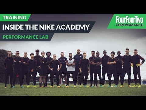 Inside the Nike Academy | Performance Lab