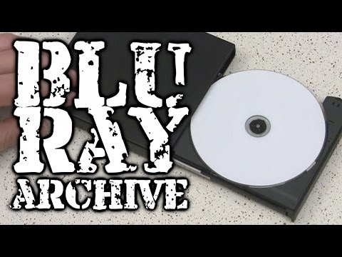 Tip: Archive Your Video on Dual Layer Blu-ray Discs