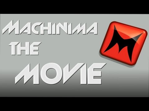 Machinima, The Movie