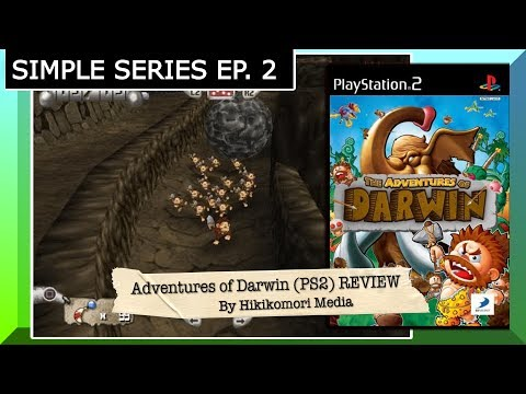 The Adventures of Darwin (PS2) REVIEW - The Simple Series Ep.2 - HM