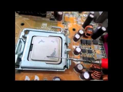 how to repair Dead Desktop Laptop motherboard step by step hindi
