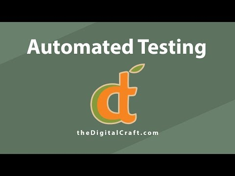 Automated Website Testing with Selenium