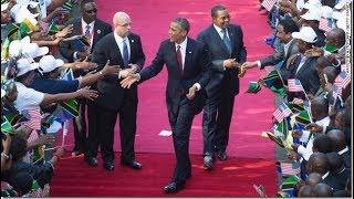 #KUTOKA MAKTABA: Kikwete uso kwa uso na Obama Ikulu.