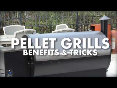 Traeger & Pellet Grill BBQ Benefits
