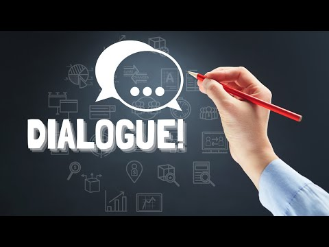 The Write Channel Creative Writing Course, Lesson 1: Write Great Dialogue