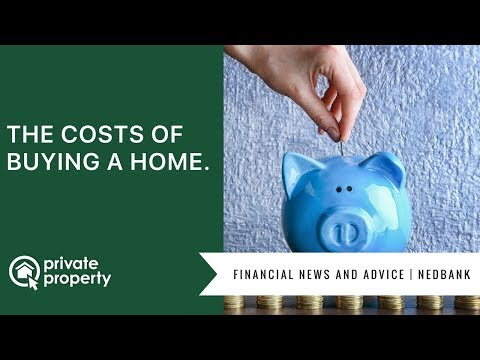 The costs of buying a home