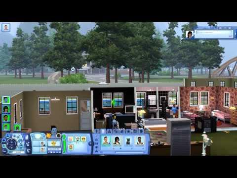 ★ Sims 3 - Supernatural Tendencies Seasons Greetings - Part 20 - Fairy Genie Babies!