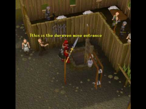 where and how to fish cavefish in runescape