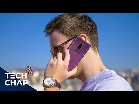 48 Hours with the Galaxy S9 Plus | The Tech Chap