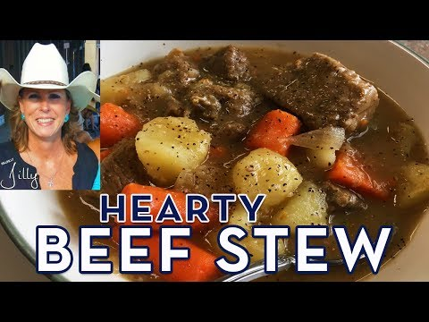 Homemade Beef Stew Recipe from Scratch – How to Make the Best Hearty Beef Stew on the Stove