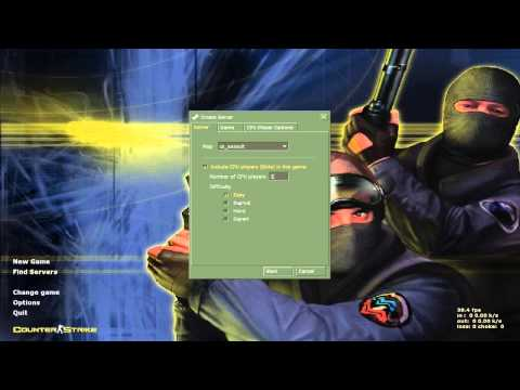 Tutorial: How to Get Counter-Strike 1.6 for Mac OS X (HD) 