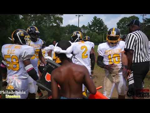 Steelers vs. Braves Week 7 Semi Pro Football IFL League