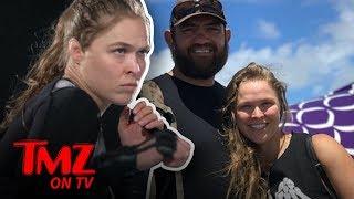 Ronda Rousey Says She