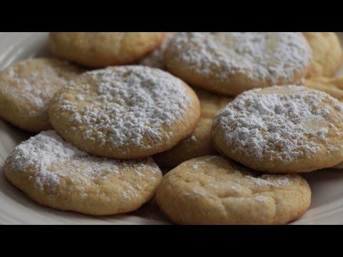 How To Make Lemon Cookies | Simply Bakings