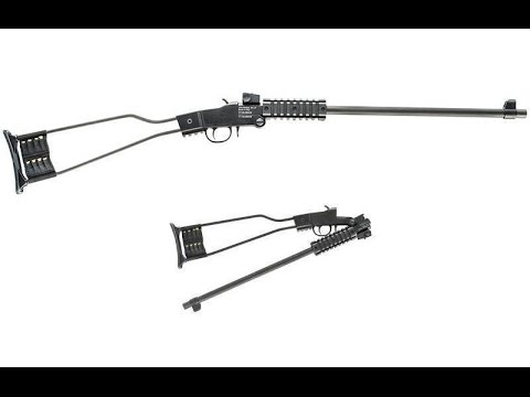 Chiappa Little Badger Survival Rifle Suppressed