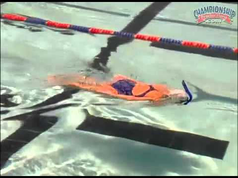Improve Your Breaststroke Kick to Generate Additional Speed!