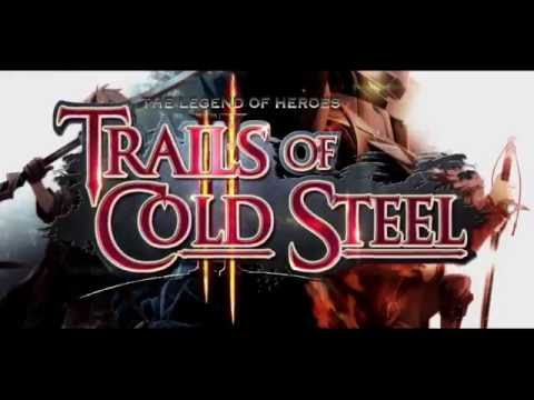 The Legend of Heroes: Trails of Cold Steel II - Announcement Trailer (EU - English)