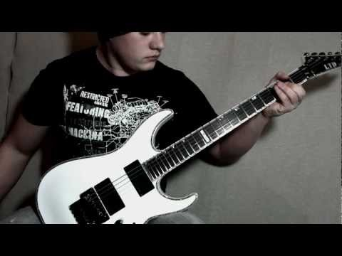 Disturbed - Inside the Fire Guitar Cover