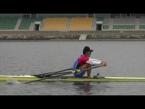 Korea rowing team 2016 수상훈련 10/20(2)