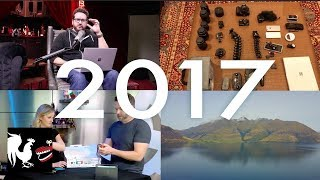 Burnie Vlog: Year of the Rooster | Rooster Teeth