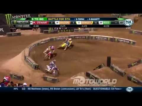 2014 Monster Energy Cup Main Event Race 1 HD 720p