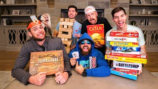Game Night Stereotypes