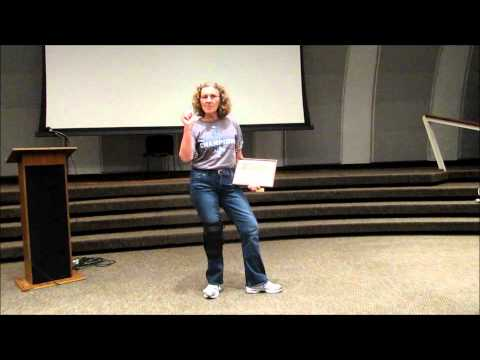 Toastmasters - Gerri Almand / Special Occasions - Accepting An Award (Advanced)