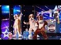 Ant, Dec and Stephen fool Judges with secret Britain's Got Talent Audition | BGT 2019
