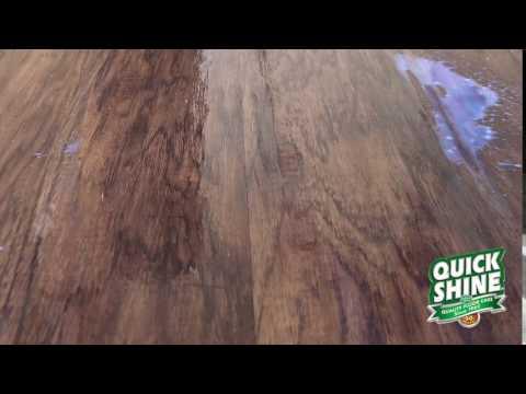 Quick Shine® Hardwood Floor Luster