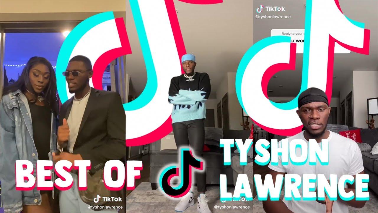 Best of Tyshon Lawrence TikTok Compilation (TyshonLawrence)